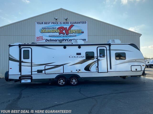 View all images for 2021 Keystone Cougar Half-Ton 29BHS