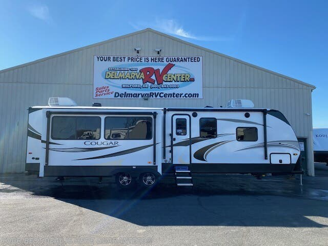 View all images for 2021 Keystone Cougar Half-Ton 31MBS