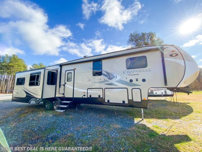 2017 Coachmen Chaparral 391QSMB