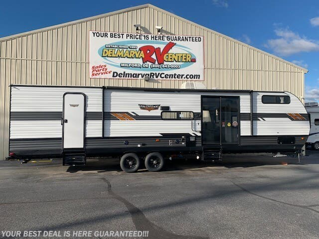 View all images for 2021 Forest River Wildwood 36VBDS