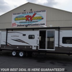 New 2018 Forest River Wildwood 36BHBS For Sale by Delmarva RV Center in Seaford available in Seaford, Delaware
