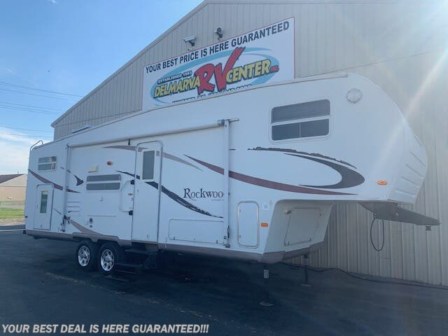 View all images for 2006 Forest River Rockwood 8281SS