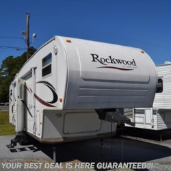 Used 2006 Forest River Rockwood 8281SS For Sale by Delmarva RV Center in Seaford available in Seaford, Delaware