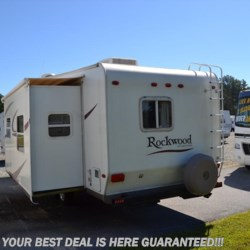 Delmarva RV Center in Seaford 2006 Rockwood 8281SS  Fifth Wheel by Forest River | Seaford, Delaware