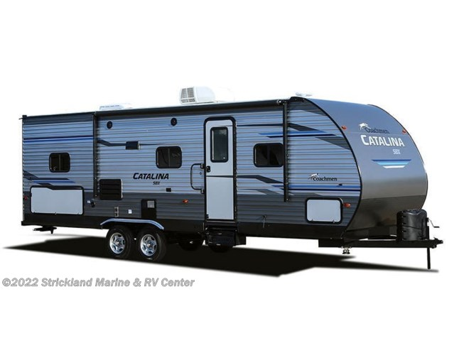 Stock Image for 2019 Coachmen Catalina SBX 321BHDS (options and colors may vary)