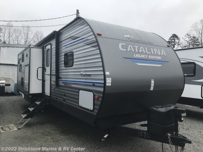 New 2019 Coachmen Catalina Legacy Edition 313DSRBCK available in Seneca, South Carolina