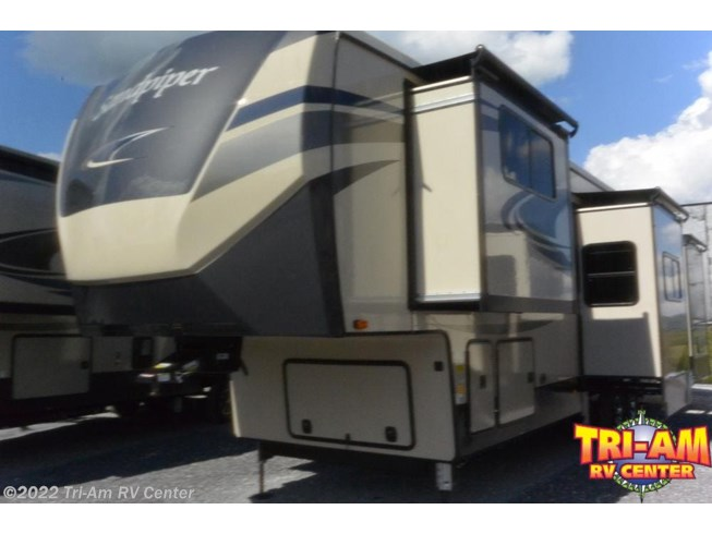 2021 Forest River Sandpiper 38FKOK - New Fifth Wheel For Sale by Tri-Am RV Center in Ocala, Florida