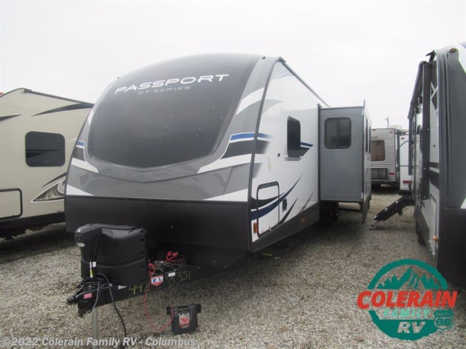 New 2020 Keystone Passport Gt available in Delaware, Ohio