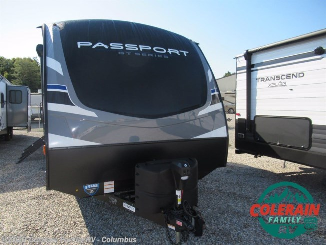 2020 Passport Gt by Keystone from Colerain RV of Columbus in Delaware, Ohio