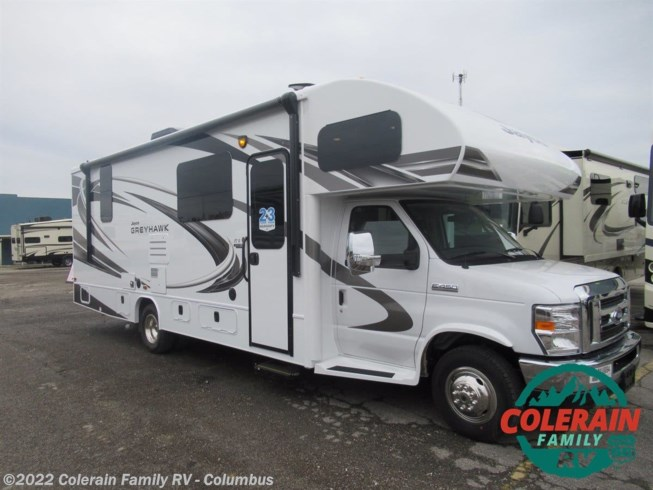 New 2020 Jayco Greyhawk available in Delaware, Ohio