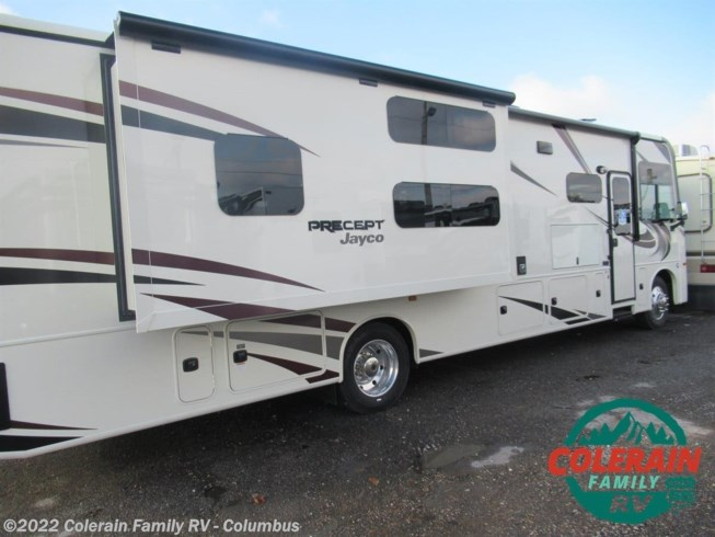 2020 Precept by Jayco from Colerain RV of Columbus in Delaware, Ohio