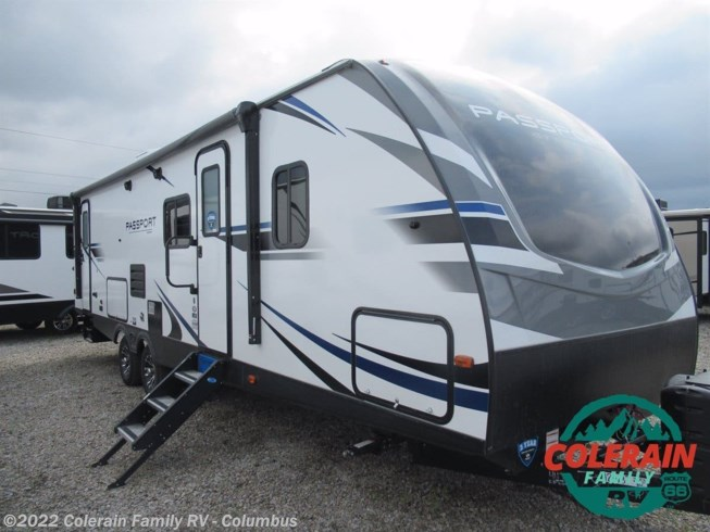 New 2020 Keystone Passport Grand Touring available in Delaware, Ohio