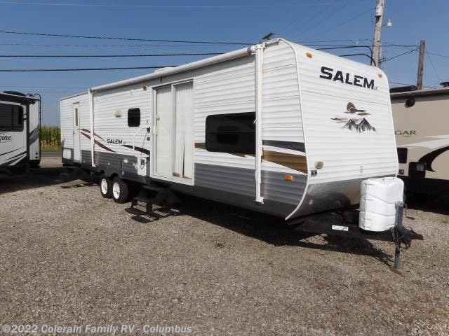 Used 2010 Forest River Salem available in Delaware, Ohio