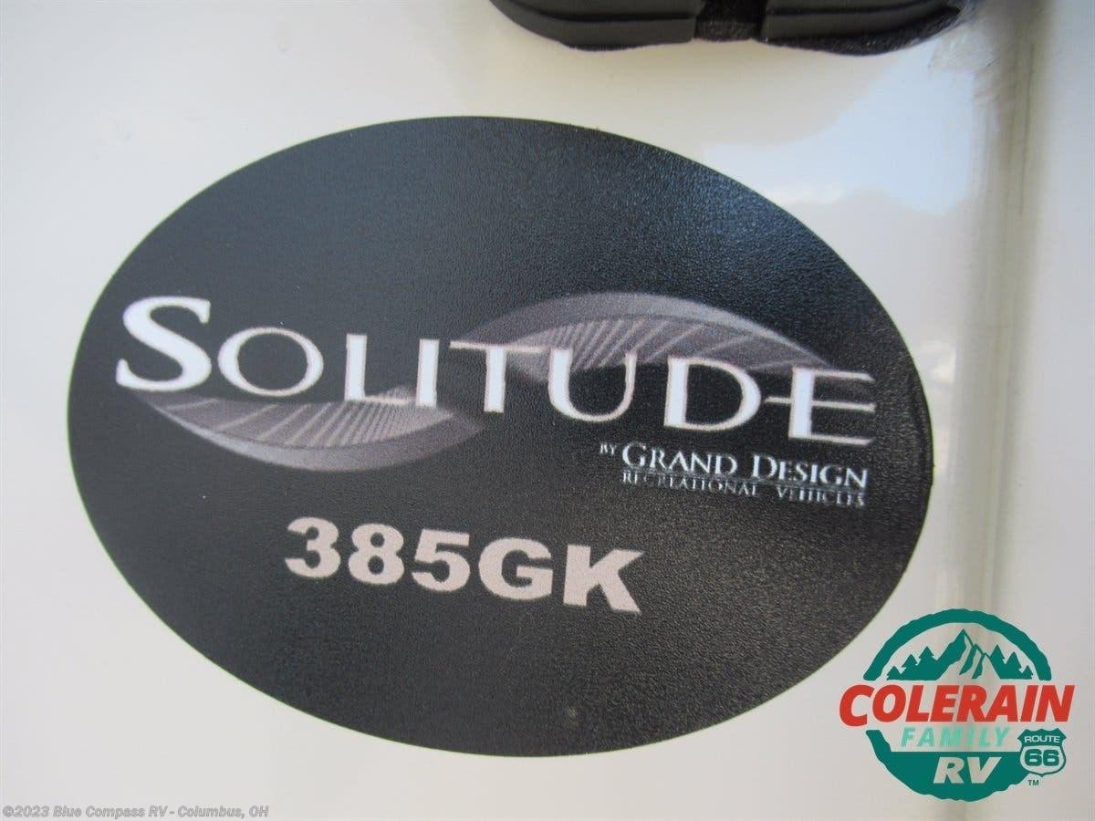 Halloween 2020 43015 2020 Grand Design Solitude RV for Sale in Delaware, OH 43015