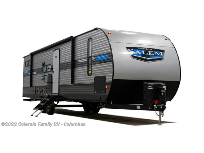 Used 2020 Forest River Salem 29VBUD available in Delaware, Ohio