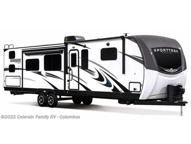 2021 Venture SportTrek Touring Edition STT343VBH - New Travel Trailer For Sale by Colerain RV of Columbus in Delaware, Ohio