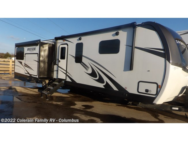 2021 Venture SportTrek Touring Edition STT336VRK - New Travel Trailer For Sale by Colerain RV of Columbus in Delaware, Ohio