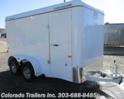 #14443 - 2018 CM Trailers 6x12 Enclosed Cargo Trailer
