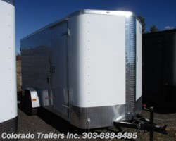 #14066 - 2018 Cargo Craft Elite V 6x14 Enclosed Cargo Trailer