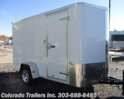 #14094 - 2018 Cargo Craft Elite V 6x12 Enclosed Cargo Trailer