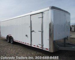 #14096 - 2018 Cargo Craft Dragster 8.5x28 Enclosed Cargo Trailer WITH BATHROOM!