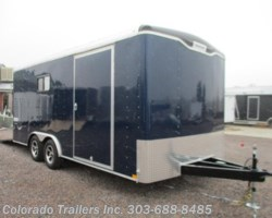 #14139 - 2018 Haulmark Transport 8.5x18 Enclosed Cargo Trailer