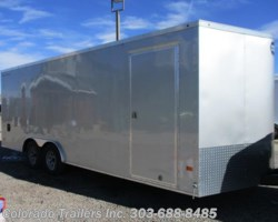 #14158 - 2018 Haulmark General 8.5x20+V Enclosed Cargo Trailer