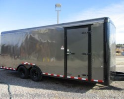 #14205 - 2018 Cargo Craft Dragster 8.5x20 Enclosed Cargo Trailer