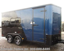 #14258 - 2018 Cargo Craft Elite V Sport 7x16 Insulated Enclosed Cargo Trailer