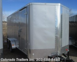 #14256 - 2018 Cargo Craft Elite V 7x18 Enclosed Cargo Trailer