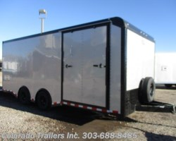 #14263 - 2018 Cargo Craft Dragster 8.5x20 Enclosed Cargo Trailer