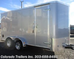 #14267 - 2018 Cargo Craft Elite V 7x16 Enclosed Cargo Trailer