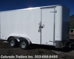 #14275 - 2018 Cargo Craft Elite V Sport 7x16 Enclosed Cargo Trailer