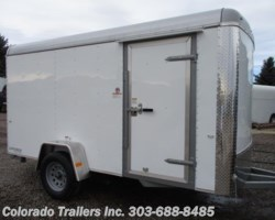 #14286 - 2018 Cargo Craft Explorer 6x12 Enclosed Cargo Trailer