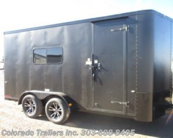 #14264 - 2018 Cargo Craft Elite V Sport 7x16 Enclosed Cargo Trailer