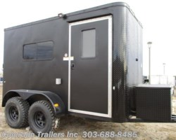 #14300 - 2018 Cargo Craft 6x12 Insulated Off Road Cargo Trailer
