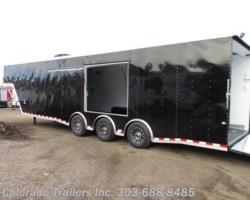 #14306 - 2018 Cargo Craft 8.5x38 Insulated Gooseneck Cargo Trailer
