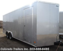 #14319 - 2018 Haulmark 8.5x20+V Enclosed Cargo Trailer