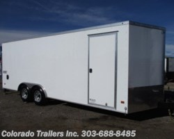 #14316 - 2018 Haulmark 8.5x20+V Enclosed Cargo Trailer