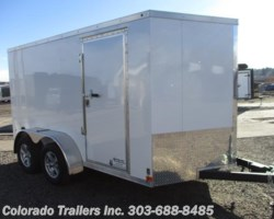 #14315 - 2018 Haulmark General 7x12+V Enclosed Cargo Trailer