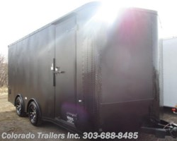 #14311 - 2018 Cargo Craft Elite V 8.5x18 Insulated Enclosed Cargo Trailer