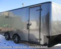 #14331 - 2018 Cargo Craft Elite V Sport 8.5x18 Enclosed Cargo Trailer