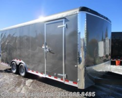 #14335 - 2018 Cargo Craft Dragster 8.5x20 Enclosed Cargo Trailer