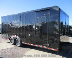 #14329 - 2018 Cargo Craft Dragster 8.5x20 Insulated Enclosed Cargo Trailer