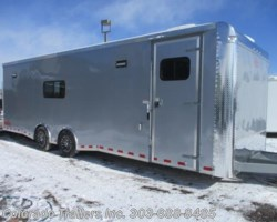 #14346 - 2018 Cargo Craft Dragster 8.5x28 Enclosed Cargo Trailer