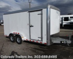 #14386 - 2018 Cargo Craft Expedition 7x16 Heavy Duty Cargo Trailer