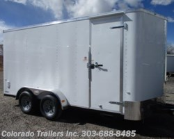 #14382 - 2018 Cargo Craft Elite V Sport 7x16 Enclosed Cargo Trailer