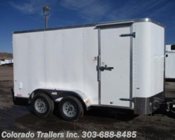 #14373 - 2018 Cargo Craft Elite V Sport 7x14 Enclosed Cargo Trailer