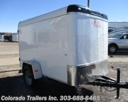 #14372 - 2018 Cargo Craft Explorer 5x8 Enclosed Cargo Trailer