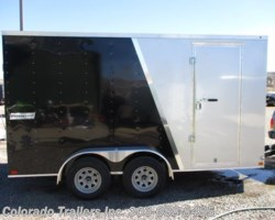 #14376 - 2018 Haulmark Passport 7x14+V Enclosed Cargo Trailer